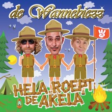 CD Single - Hela, roept de akela