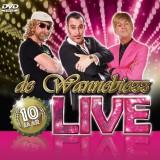 DVD - de Wannebiezz - 10 jaar LIVE