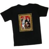 """T-Shirt - """"Wannebiezz schilderij"""" foto"""